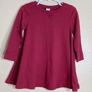 Old Navy toddler girl long sleeve dress